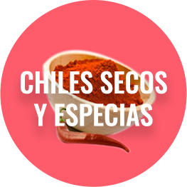 Chiles Secos y Especias Mexicanas