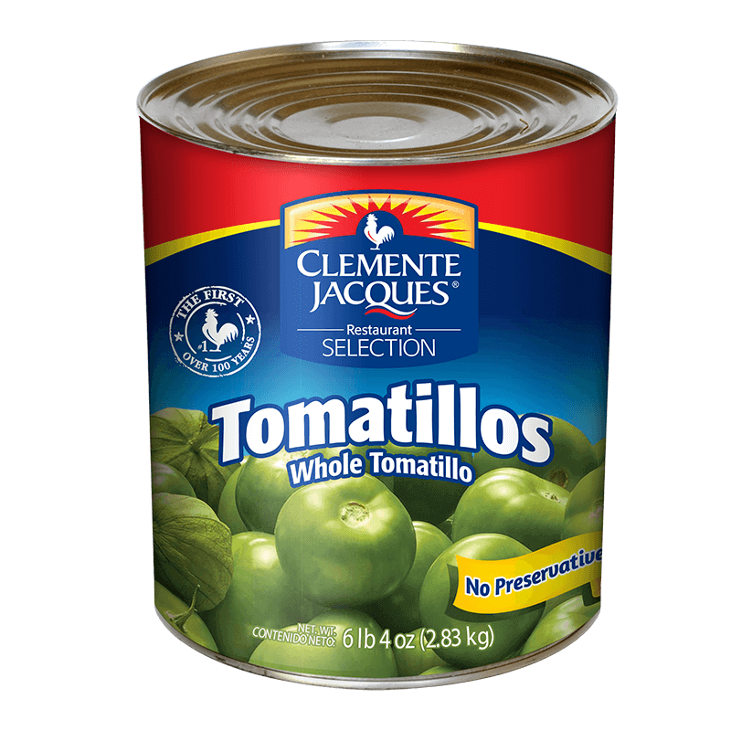Tomatillos Enteros Clemente Jacques